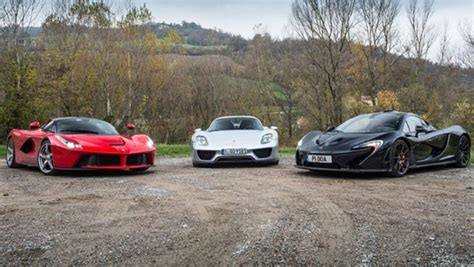 porsche hybrid 918 top gear ex top gear hosts amazon show is doing the laferrari
