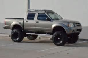 Lifted Nissan Frontier For Sale Buy Used 2004 Nissan Frontier Xe Crew 2wd 5spd Lifted