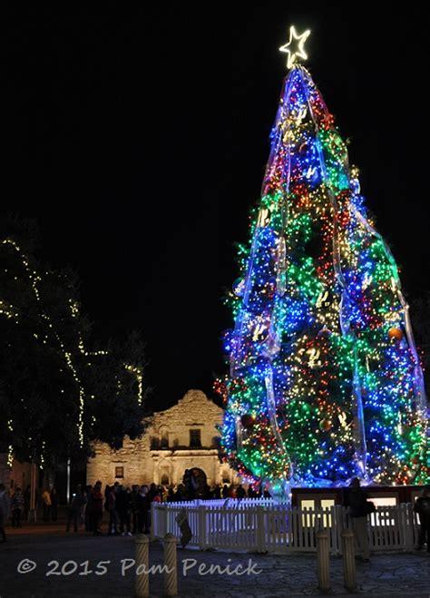 christmas tree lighting san antonio remember the alamo for christmas lights in san antonio