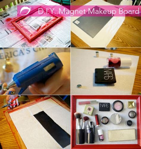 magnetic makeup board 1000 images about magnetic makeup board on