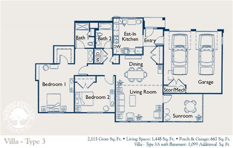 the villages home floor plans enjoy retirement at the masonic at sewickley