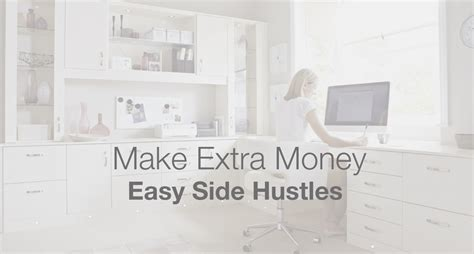 Making Money On The Side Online - how to make extra money on the side online how to