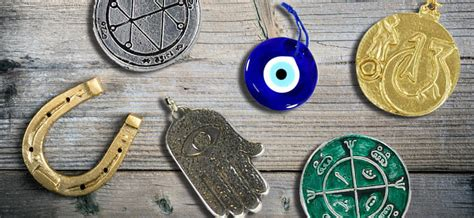 luck and protection with amulets and talismans original