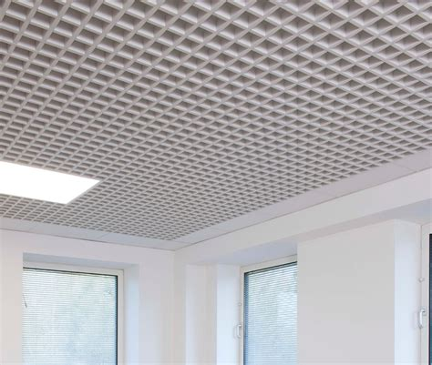 Metal Ceiling System by Open Cell Ceiling Trucell