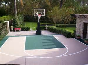 basketball court in backyard cost surfaces snapsports