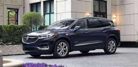 2019 Buick Enclave by 2019 Buick Enclave Release Date Price Colors 2019