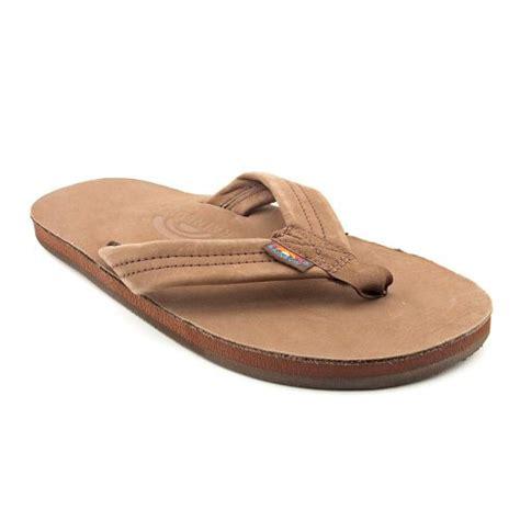 mens rainbow sandals rainbow sandals s premium leather single layer sandal