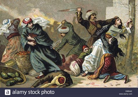 who are the ottoman turks massacre of armenians by ottoman turks under abdul hamid