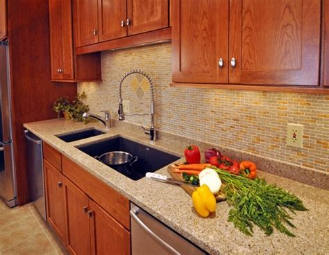 what type of kitchen sink is best kitchen sink types best