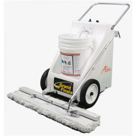 Wax Machine For Floor aztec grand finale automatic floor finish applicator