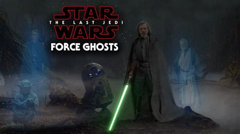Last Ghost wars the last jedi ghosts returning