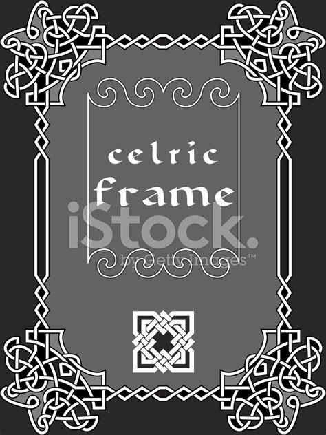 cornici celtiche celtic frame stock photos freeimages