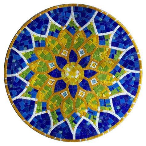 mosaic mandala pattern mandala fernando bekir mosaic mosaic mandala pinterest