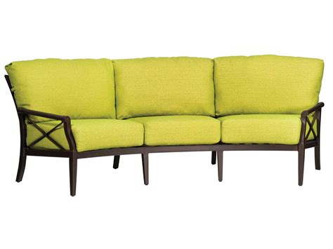 replacement cushions for couches woodard andover crescent sofa replacement cushions 51w464