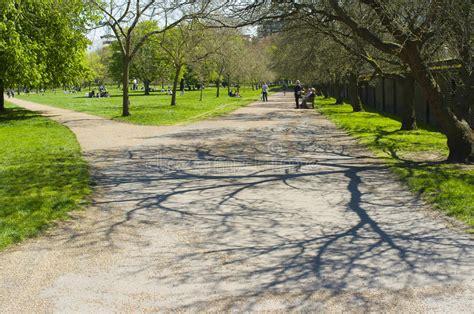 giardini di kensington giardini di kensington londra inghilterra immagine stock