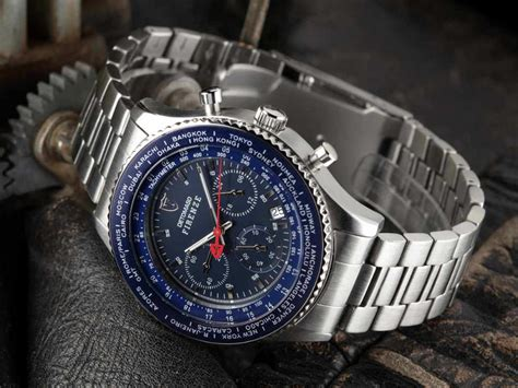 Casing Bezel Grand Prime s watches detomaso firenze world time grand prix