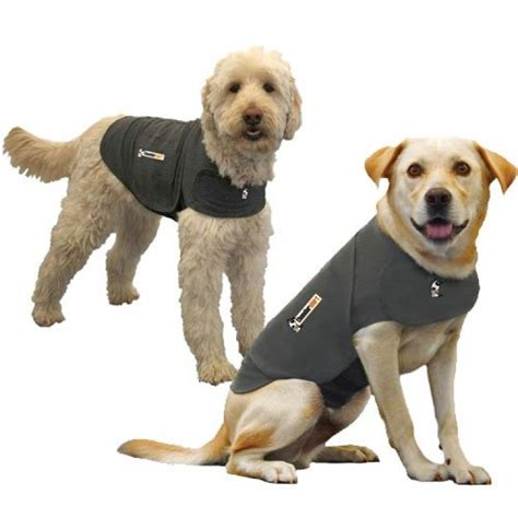 calming coat for dogs thundershirt anxiety coat for amazing calming gift l grey gentle pressure