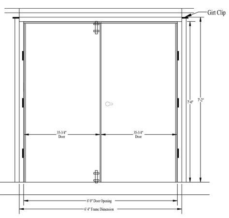 measuring doors measuring steel entry doors sc  st