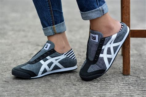 Harga Sepatu Asics Di Bandung jual sepatu wanita onitsuka tiger paraty di lapak seven