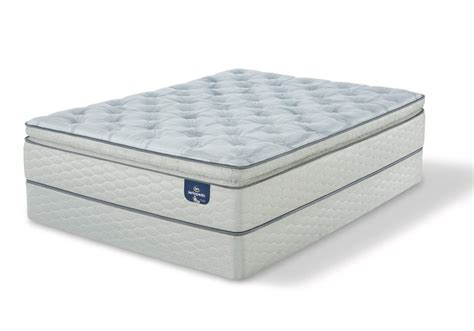 Firm Or Firm Mattress by Serta 174 Carterson Spt Firm Xl Mattress Only