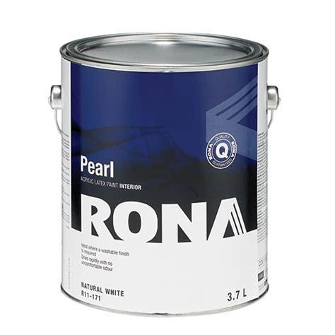 acrylic paint on canvas finish quot pearl finish quot interior acrylic rona