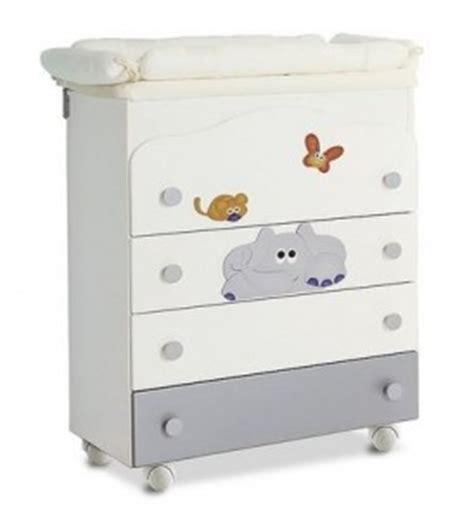 cassettiere neonati il fasciatoio per il bambino mammenellarete