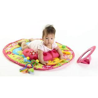 tiny tummy time pillow and mat bug model 940