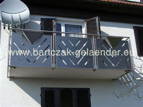 Balkongeländer Preise by Balkongel 228 Nder Edelstahl Glas Bausatz Bartczak