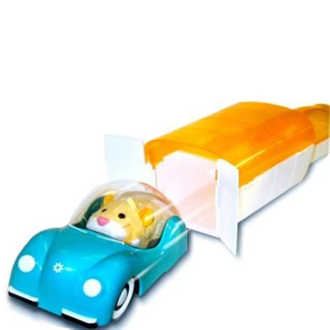 hamster mobile go go hamster mobile and garage traditional gifts zavvi nl