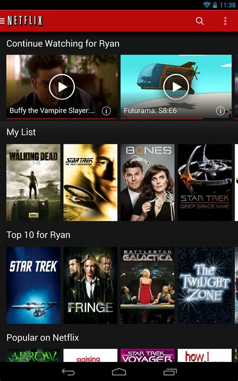netflix for android apk image gallery netflix app android