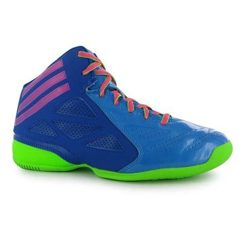 boys sports shoes adidas next level basketball trainers junior boys