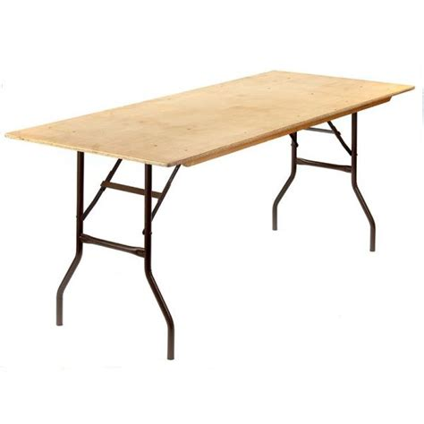 Wooden Trestle Table by Trestle Table Wooden 6ft Catering Equipment Furniture