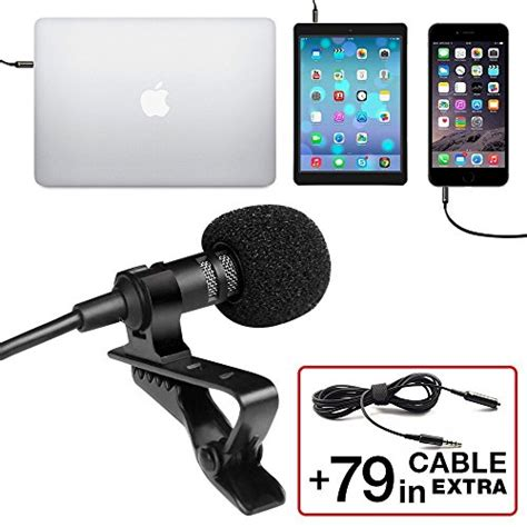 Microphone Clip On Audio System Rekording live sound stage pg2 wantitall