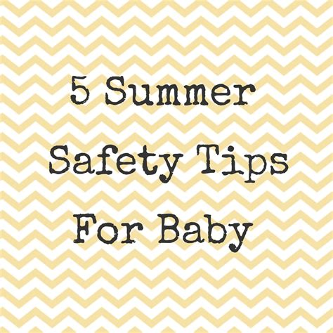 Safety Giveaway Ideas - 5 summer safety tips for baby a babies r us giveaway momma in flip flops