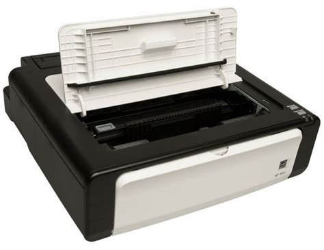 Printer Ricoh Sp 100 ricoh aficio sp100 e black and white laser printer
