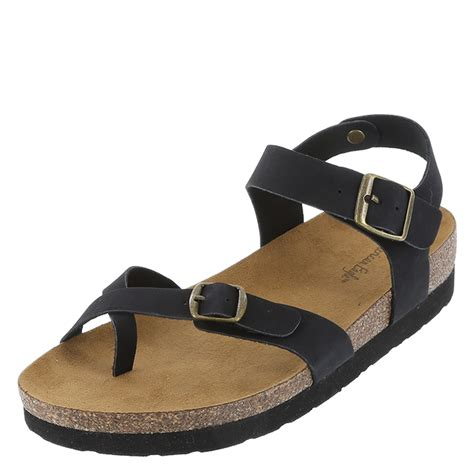 american eagle sandals american eagle s wren footbed wedge sandal payless
