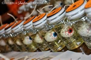 Halloween Eyeball Decorations Chic On A Shoestring Decorating Diy Halloween Eyeball