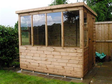 shed installation cousins conservatories garden buildings potting shed installation in slinfold