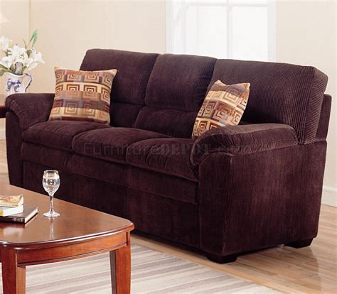 chocolate corduroy sectional sofa sofa corduroy fabric paramus 9738 sofa homelegance light