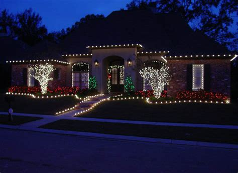 holiday lights professional christmas light installation