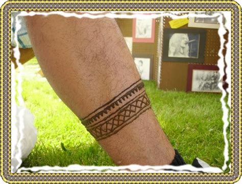 tribal leg band tattoos amazing ideas cursive calligraphy fonts