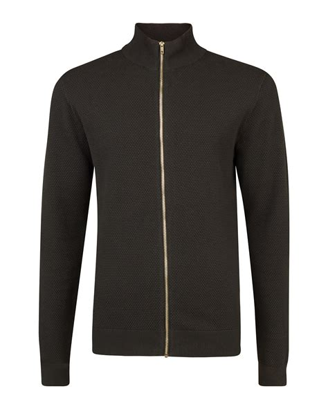 pattern for zip code in html heren pattern zip vest 80026709 we fashion