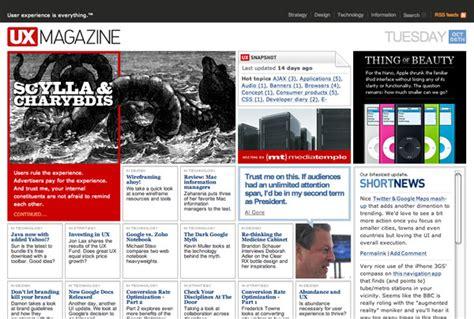 design online magazine 15 fresh online magazine designs psdfan