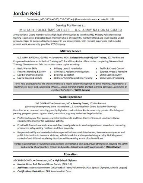 Soldier Resume by Resume For Army Soldier Content Developer Resumes Manqal