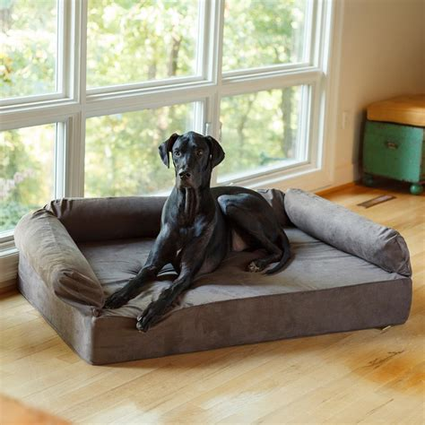 luxury dog sofa luxury dog sofa george royal black velvet luxury dog bed