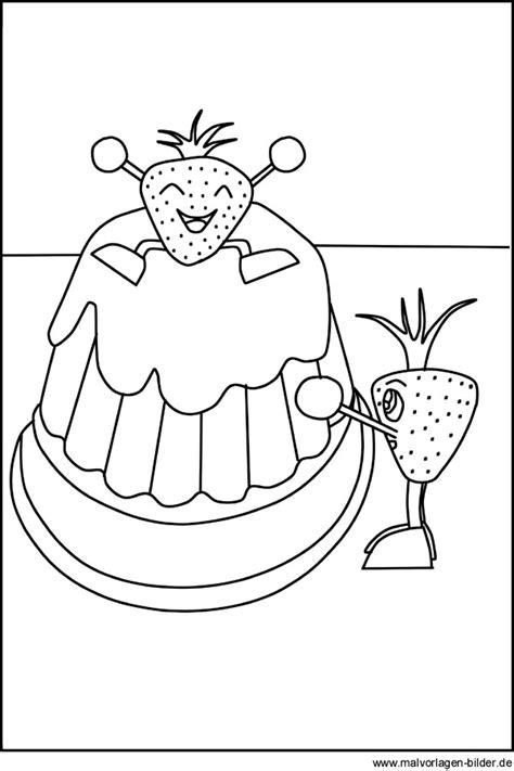 malvorlagen kuchen kuchen geburtstagskuchen als kostenlose malvorlage