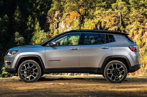jeep compass trailhawk 2018 2018 jeep compass gained some sort of challenging doing