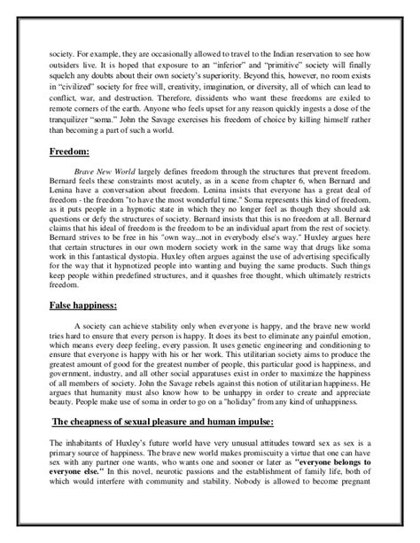 theme essay for 1984 essays on brave new world themes docoments ojazlink