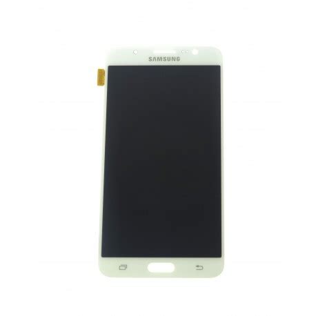 Batterybatrebaterai Samsung Galaxy J7 2016 Original lcd touch screen white original for samsung galaxy j7