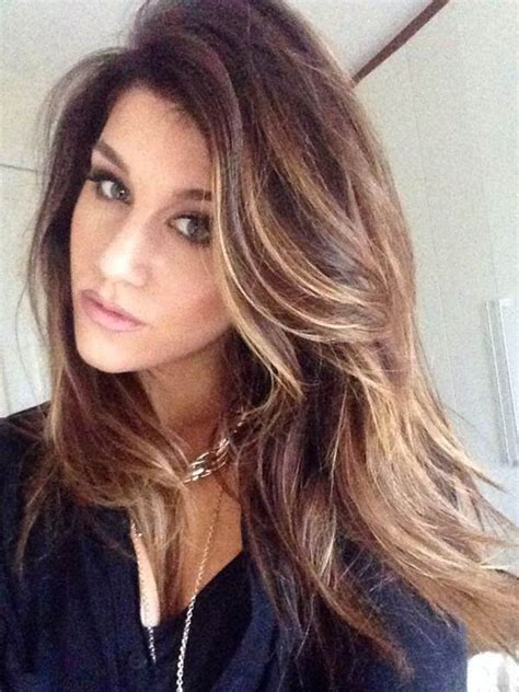 10 Definite Donts Of Great Hair Care by Don T Be Dull 59 Alluringly Highlighted Brown Hair